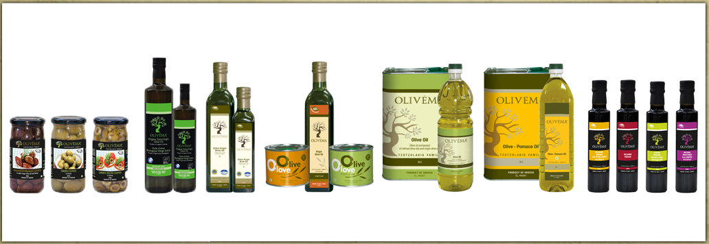 Olivema - Products
