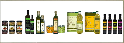 Vedema Olive Oil Products